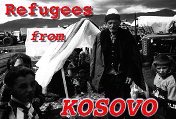 Refugees from Kosovo